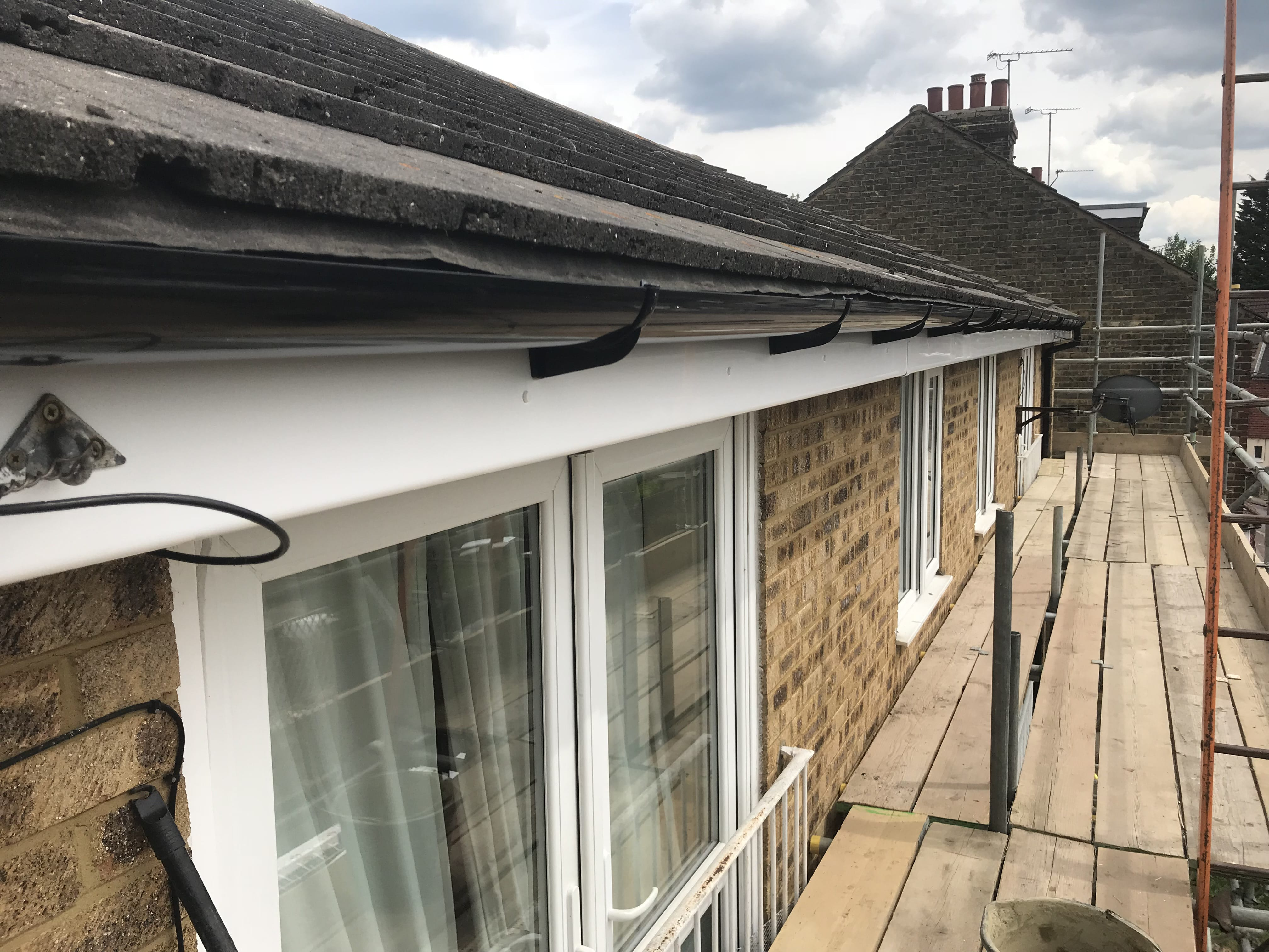 Gutters, Fascias and Soffits